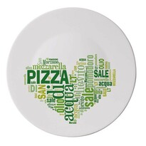 Tanier I LOVE PIZZA 33 cm