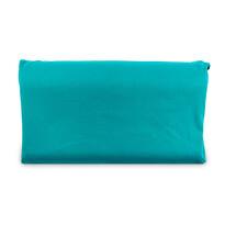 4Home Poszewka na poduszkę z pianki z pamięcią Aloe Vera profilowana naftowy, 50 x 30 cm