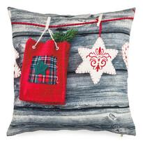 Poszewka na poduszkę Świąteczny czas, 40 x 40 cm
