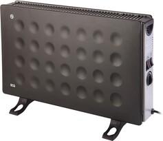 ECG TK 2010 black prenosný konvektor