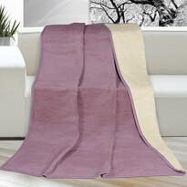 Kira pléd vén rózsaszín, 150 x 200 cm
