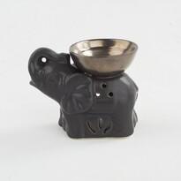 Lampă aromaterapie Elefant cu bol, 10,5 cm