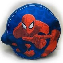 Tvarovaný vankúšik Spiderman 01, 34 x 30 cm