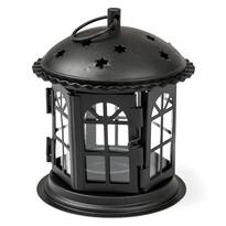 Lampion gwiazda czarny