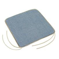 Pernă scaun Ivo UNI albastru, 40 x 40 cm