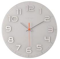 Nextime Classy round 8817wi zegar ścienny