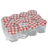 Sada zaváracích pohárov 45 ml, 12 ks