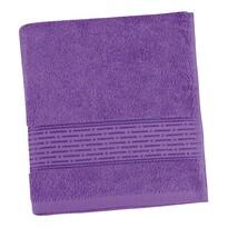 Ręcznik kąpielowy Kamilka Pasek fioletowy