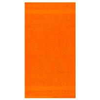 Ręcznik Olivia pomarańczowy, 50 x 90 cm
