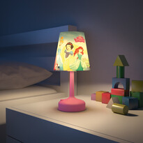 Philips Disney Lampa stolná prenosná Princess