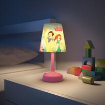 Philips Disney Lampka biurkowa przenośna Princess