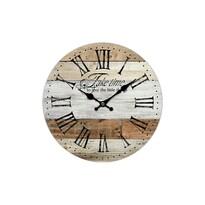 Nástenné hodiny Take time, pr. 58 cm
