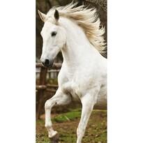 Osuška White Horse, 70 x 140 cm