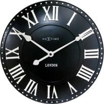 Nextime 3083zw nástenné hodiny