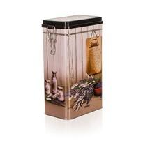 Cutie metalică cu capac Banquet Lavender Plechovka