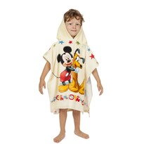 Ponczo dziecięce Mickey, 60 x 120 cm
