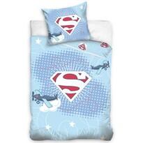 Dziecięca pościel do łóżeczka Little Superman, 100 x 135 cm, 40 x 60 cm