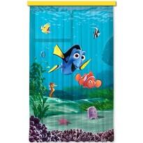 Dětský závěs Hledá se Nemo, 140 x 245 cm