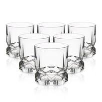 Sada nízkych pohárov Ibiza, 310 ml, 6 ks