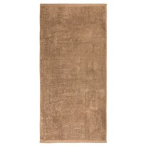Ručník Eryk hnědá, 50 x 100 cm