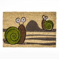 Kokosová rohožka slimáky, 40 x 60 cm