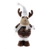 Albert karácsonyi filc rénszarvas, barna