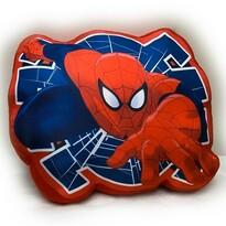 Tvarovaný vankúšik Spiderman 02, 34 x 30 cm