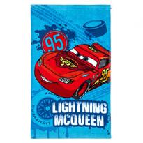 Dětský ručník Cars blue, 30 x 50 cm