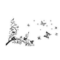 Samolepiaca dekorácia motýľ