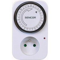 Sencor SST 11MW časový spínač týždenný