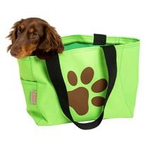 Transportní taška Boseň Ekonomy zelená, 30 cm