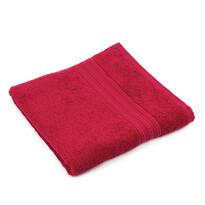 Osuška Basic červená, 70 x 140 cm