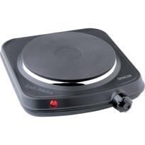 Plită electrică Sencor SCP 1501BK cu un ochi, neagră