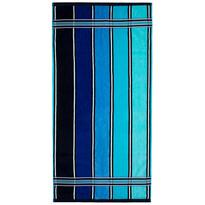 Prosop de corp Rainbow albastru, 70 x 140 cm