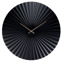 Karlsson 5657BK zegar ścienny, 40 cm