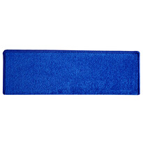 Nakładka na schody Eton prostokąt niebieski, 24 x 65 cm