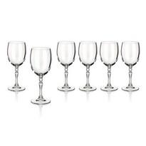 Banquet CRYSTAL Lucille poháre na biele víno 6 ks
