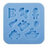 Tescoma DELÍCIA DECO silikonové formičky pro kluky