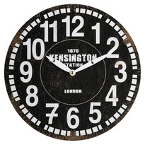 Nástěnné hodiny Kensington station