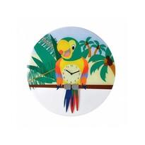 Nextime papoušek Lorre 8168 nástěnné hodiny