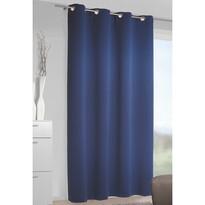 Zatemňovací závěs Mia modrá, 140 x 245 cm
