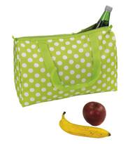Chladiaca taška bodky 20 l, zelená