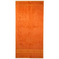 4Home Ręcznik Bamboo Premium pomarańczowy, 50 x 100 cm