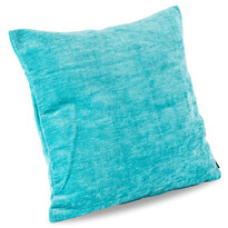 Poszewka na poduszkę-jasiek Riga turkusowy, 40 x 40 cm