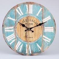 Nástěnné hodiny Wood, pr. 34 cm