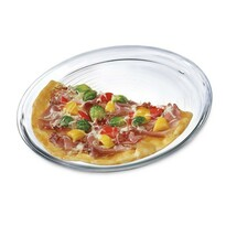 Simax Forma na pizzu sklenená pr. 32