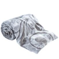 Deka Kašmír šedá, 150 x 200 cm