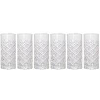 6-częściowy zestaw szklanek, 6,5 x 14,2 cm