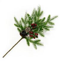 Gałązka świąteczna Aracena, 52,5 cm