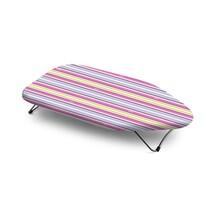 MINI stolní žehlící prkno Trendy Proužky , fialová